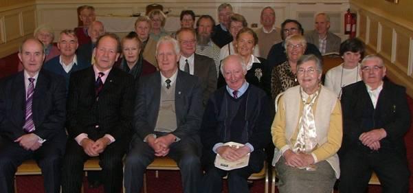 Irish Garabandal Centre History